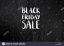 Black Slate Background Black Friday Sale Banner With Hand Drawn Lettering On A Black Slate