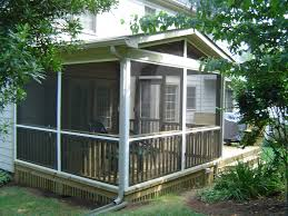 fabulous small screened porch designs homes alternative inexpensive in ideas screened in porch with fireplace