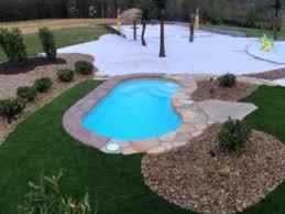 jamaica small fiberglass inground viking swimming pool