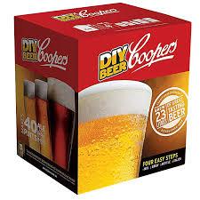coopers diy 40 pint complete starter kit lager includes bottles