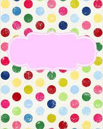 Pin By Melinda On School Cute Binder Covers Binder Covers Binder