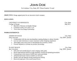 What Should Be On A Resume Amazing What Should Be On Resumes Rio Ferdinands Co Resume Template