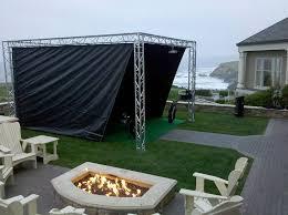outdoor golf simulator als