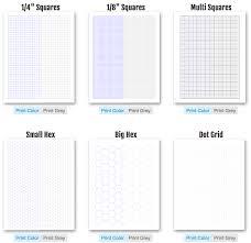Printable Graph Paper More Homeschool Freebie
