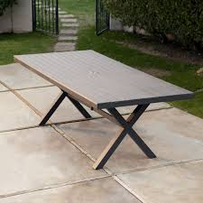 plastic patio furniture. Tall Outdoor Table Round Plastic Garden Oval Patio Glass Replacement Dining Furniture