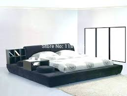 modern king bed frame. Modern King Bed Frame What Size Is A Cal . M