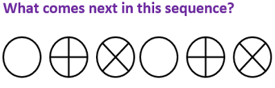 Sequence Pattern Gorgeous KS48 Patterns And Sequences Recognising And Extending