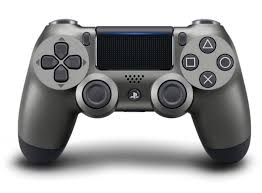 Why Is My Ps4 Controller Light Red Sony Limited Edition Steel Gray Playstation 4 1tb Ps4