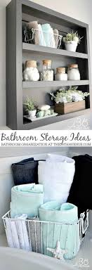 Bathroom Storage Organization Ideas. Spa Bathroom DesignBathroom ...