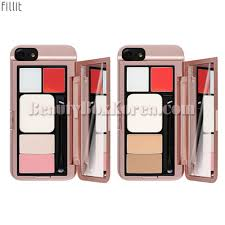 beauty box korea fillit iphone case 1ea makeup palette 6g best and fast shipping from beauty box korea