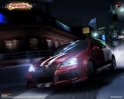 Need For Speed - Carbon - Volkswagen Golf R32 Wallpapers ...