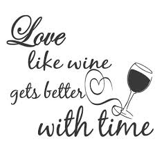 Wine Love Quotes