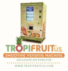 Smoothie Vending Machine Adorable Smoothie Vending Machine PDF