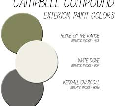 Exterior Paint Picks And A Painting Fashion Show