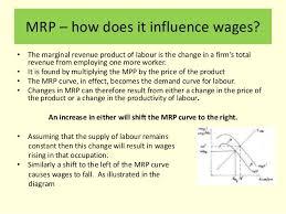 wage determination essay