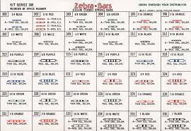 Watch Band Chart Watch Band Pins Watch Band Zebra Bars Esslinger Com