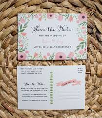 downloadable save the date templates free save the date postcards template 354 best freebies free printables