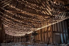 Micklefield Hall Widthways Fairy Light Canopy