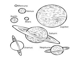 Small Picture Solar System Coloring Pages Pagespng Coloring Page mosatt