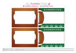 Football Party Invitations Templates Free Free Football Party Printables From By Invitation Only Diy Catch