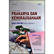 Halo adik adik yang baik, nah pada kesempatan kali ini kakak ingin membagikan beberapa contoh soal pilihan berikut bospedia memberikan soal pg sejarah kelas 11 sma/ma. Lks Prakarya Dan Kewirausahaan Sma Ma Kelas X 10 Semester 1 2020 2021 Viva Pakarindo Shopee Indonesia