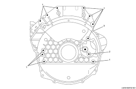 timing gear train installation 4hk1 euro5 specification dpd 3 in the diagram indicates tightening from the cylinder block side