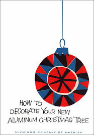 How to Decorate Your Aluminum Christmas Tree   Aluminum ...