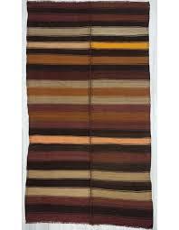 turkish kilim area rug striped vintage kilim area rugs