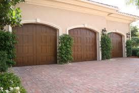 garage door wood lookWood Look  D and D Garage Doors
