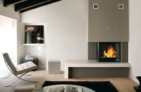 interesting home interior decoration with modern fireplace design ideas