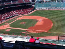 Fenway Seating Chart Pavilion Box Fenway Park Section Pavilion Box 9 Row C Seat 1 Boston
