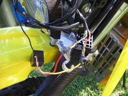 fitting led blinkers and tail light to a drz400e adventure rider pic 2 the ceramic resistor i used from jaycar electronics