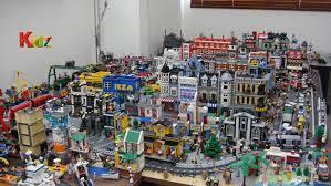 Lego City xây dựng thành phố mơ ước - Đồ Chơi Trẻ Em Nhập Khẩu Cao Cấp