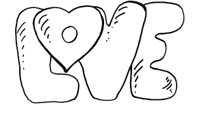 free heart coloring sheets heart coloring pages cute bear with heart coloring page free printable pages