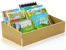 big book little book cardboard box