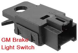 chevrolet brake switch problems and solutions chevrolet brake switch problem