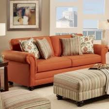 orange living room furniture. Trieste Living Room Collection Orange Furniture N
