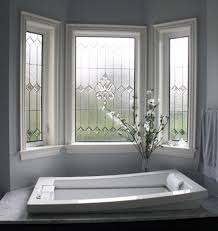 bathroom window glass. Stained Glass Bathroom Three Windows Window F