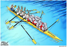 Image result for rowing cartoons