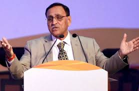 Image result for PICS OF VITT MANTRI GUJRAT VIJAY RUPANI