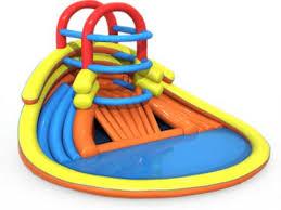 inflatable inground pool slide. Inflatable Inground Pool Slide For Kids I