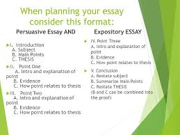 writing changes your life ppt video online  when planning your essay consider this format