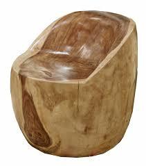Unique wood chair Rustic Suar Wood Bean Chair u003e Pilates Reformer Reformer With Half Trapeze Pilates Cadillac Suar Wood Bean Chair Carved Wood Chair One Piece Unique