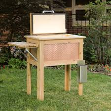 full size of table surprising outdoor patio cooler 13 287312 937123 outdoor patio cooler table
