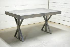 Wood Dining Table Wood Furniture Industrial Wood Dining Etsy