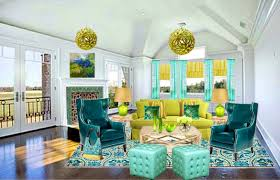 Yellow And Blue Living Room Yellow And Green Bedroom Designs Shaibnet