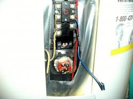 upper thermostat electric water heater wiring diagram upper water heater repair troubleshoot and replace thermostats and on upper thermostat electric water heater wiring diagram