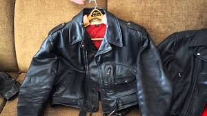 vintage leather motorcycle jackets buco hercules sportclad