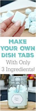 homemade dishwasher cleaner. 3 Ingredient Homemade Dish Tablets Recipe - Make Easy And Inexpensive Tabs In Minutes With A Few\u2026 Dishwasher Cleaner