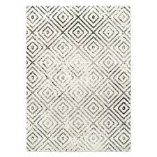 white area rug 5x7 designs rowan distressed grey white area rug black and white area rug